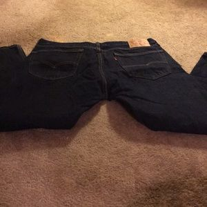 Summer Sale Mens Levi's  jeans like new 505 36x29